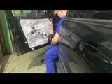 SsangYong Rexton II установка акустики магнитола, колонки, усилитель и сабвуфер