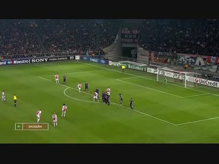 169 CL-2010/2011 AFC Ajax - Real Madrid 0:4 (23.11.2010) HL