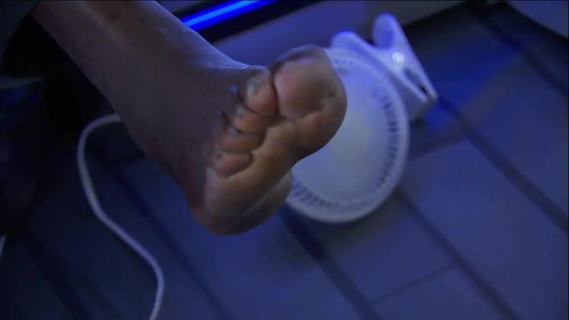 В программе Inside The NBA показали стопу Шакила О'Нила