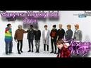 Озвучка Weekly Idol BTS