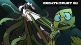 Maintenance|Growth Spurt AU (Undertale Comic Dub)