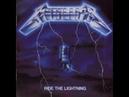 Metallica For Whom The Bell Tolls lyrics ingles y español en descripcion