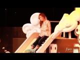 Fancam Taeyeon (SNSD) @Talk show Hello