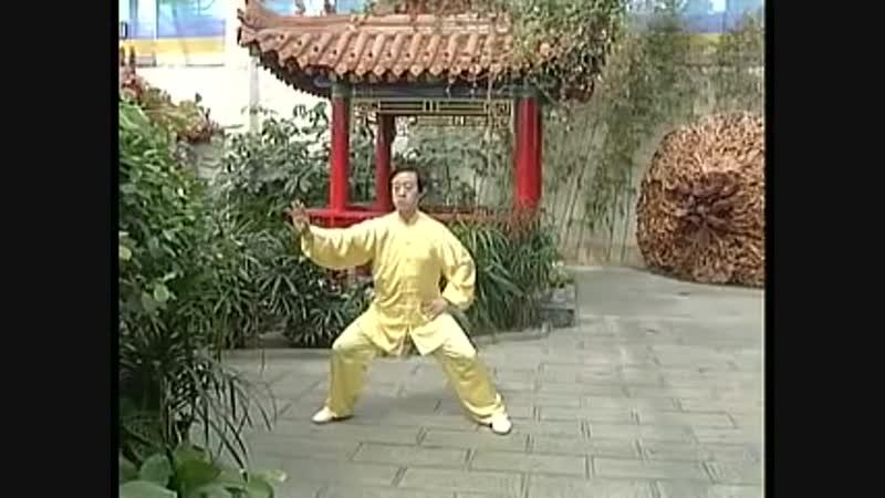 Чэнь Чжэнлэй ЛАО ЦЗЯ ЭР ЛУ ПАО ЧУЙ 1 часть Chen Zhenglei Lao Jia Pajchui 01 part