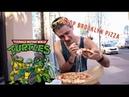 Brooklyn Pizza пицца как у Черепашек Ниндзя