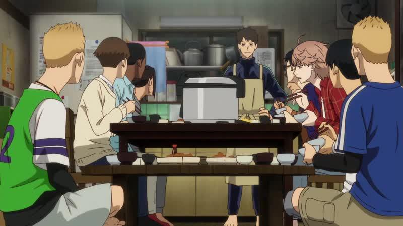 Kaze ga Tsuyoku Fuiteiru / Почувствуй Ветер - 5 серия [Озвучка: Anzen, Hekomi Sharon (AniLibria)]
