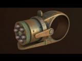 BOOM!# ПЕРСТЕНЬ-РЕВОЛЬВЕР# стреляющее украшение! The ring-revolver firing decoration!