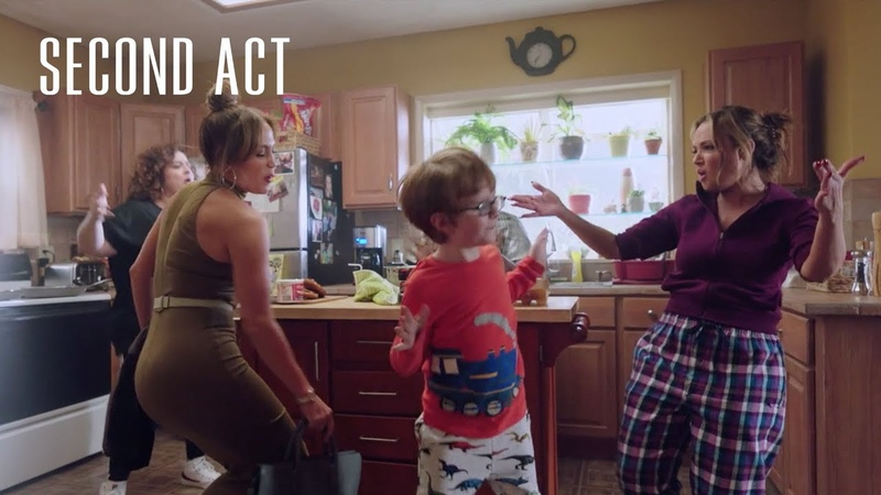 Second Act | Friends Digital Spot | In Theaters December 21, 2018