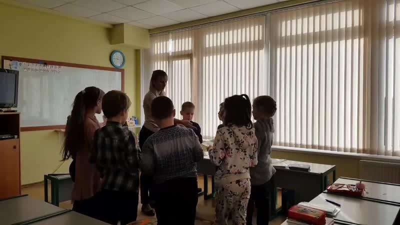 группа первого года обучения (7-8 лет)