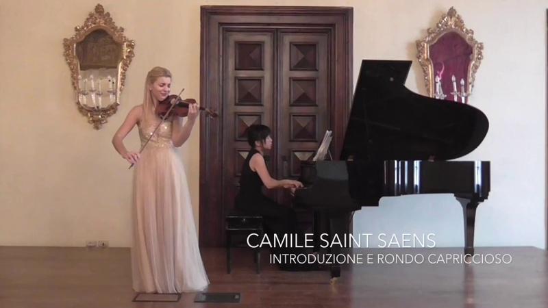 Milas - Fujino C.Saint Saens Introduzione e rondo capriccioso