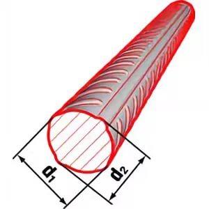 Как пересчитать арматуру плиты на другой диаметр