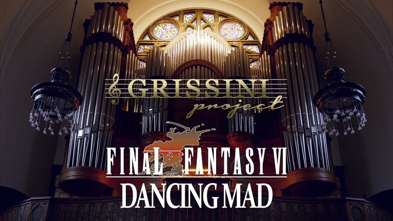 Final Fantasy VI Dancing Mad cover by Grissini Project