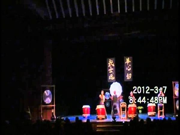 El Haddawi Dance Company Warrior soul Part 1 2012 Rosenheim
