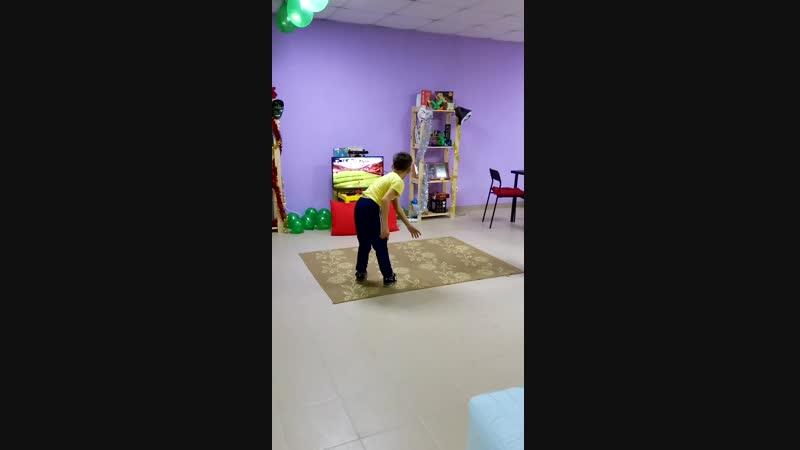 Kinect Метание копья.