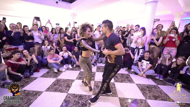 I feel good 🔥 Abdel y Lety at Moscow Bachata Weekend video by crazy lion productions