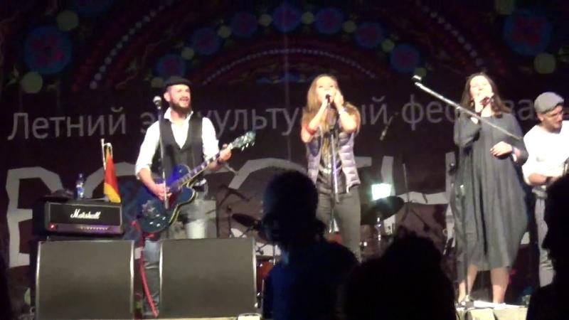 КАНТАБРИКА ( Qantabrika) на фестивале Вотэтно - 2018