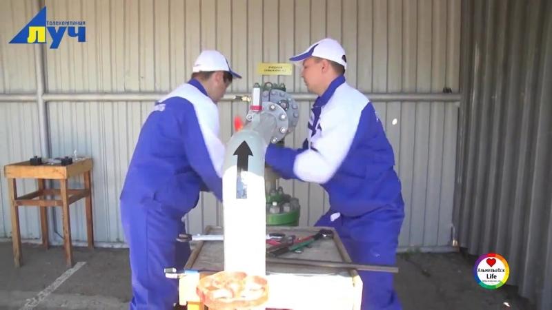 Среди работников НГДУ «Джалильнефть» состоялся конкурс профмастерства