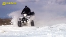 Stels Guepard 850 V-Twin sněhové pásy Stels. Část 2