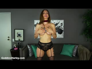 Amazon goddess harley - another party cuckold femdom