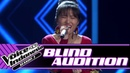 Evelyn Crazy Blind Auditions The Voice Kids Indonesia Season 3 GTV 2018