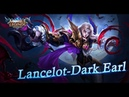 Mobile Legends Bang Bang Lancelot August Starlight Exclusive Skin Dark Earl