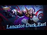 Mobile Legends Bang Bang! Lancelot August Starlight Exclusive Skin Dark Earl