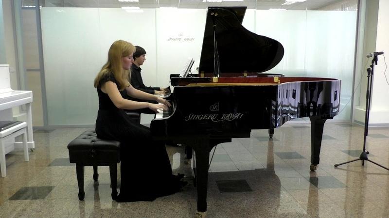 Prokofiev - Piano Concerto No. 3 in C major, Op. 26, mov. 1 (Svetlana Selvestrenko, A Moltyanskiy)