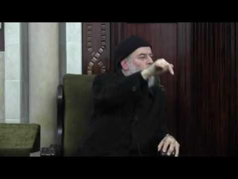 الشيخ بسام جرار مقدمات زوال إسرائيل 🇮🇱 ✡128334