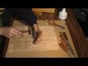 SUSANA CIRILLE - Marquetry technique - Marqueteria Técnica