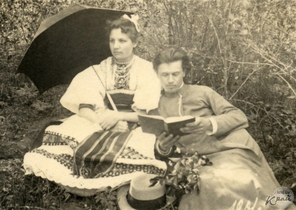 Фотографии протоиерея Павла Волынцевича. Начало ХХ века, Беларусь