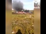 В Красноярском крае 18 человек погибли при крушении вертолета Ми-8.
