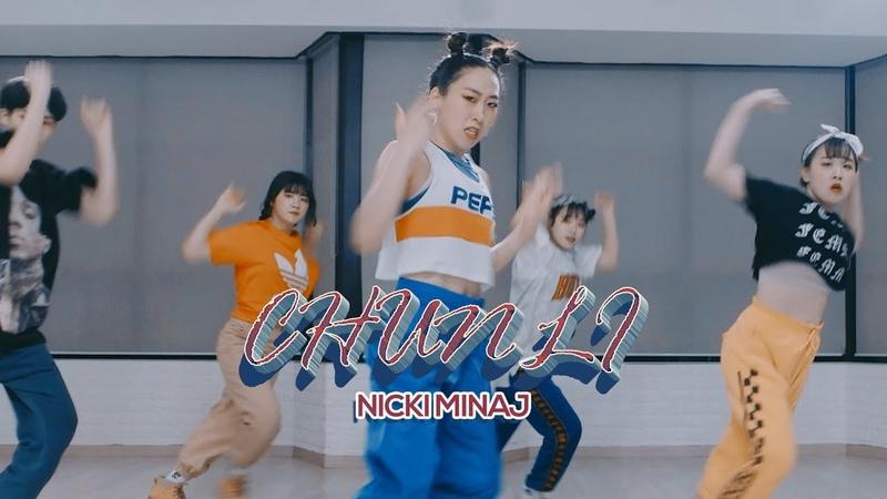 Nicki Minaj - Chun-Li : Donkee Choreography