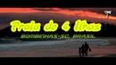 Bombinhas Santa Catarina - Um final de Tarde em 4 Ilhas