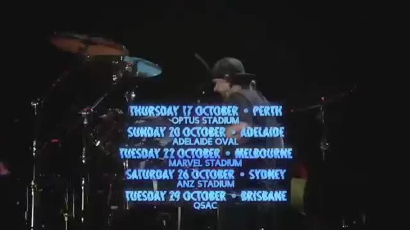 Slipknot e Metallica Outubro
