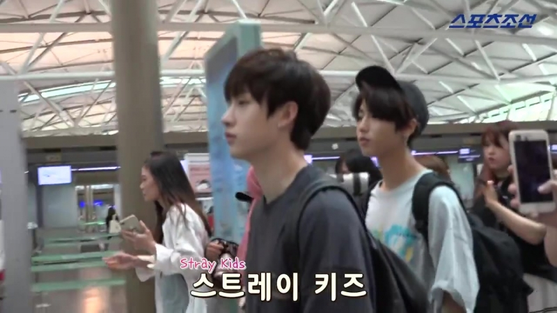 [FANCAM] 180622 ICN Airport