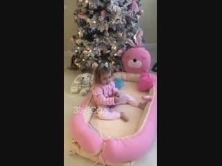 Поздравление с Рождеством от милых Заек :)