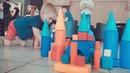 Игровая программа в Светлогорске. Бумажное шоу