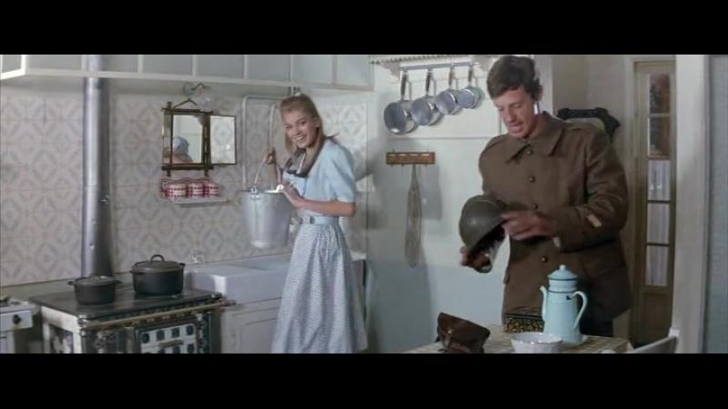 Уик-энд в Зюйдкоте [1964, драма, военный, HDRip] MVO Жан-Поль Бельмондо , Катрин