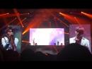07 07 18 Фанмитинг в Сеуле Кенты и Сангюна Barefoot diva ost общий фокус