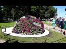 Открытие фестиваля цветов в Александровском саду
