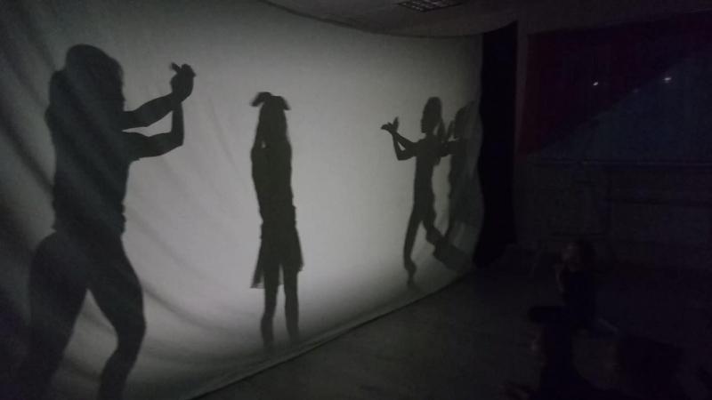 Начало миниатюры. Детский Театр Танца и СветоТени Плазма. Студия Пируэт. Петрозаводск..mp4