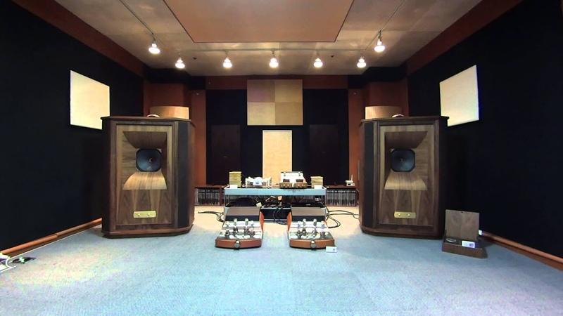 Audio Show Tannoy Unison Research 15 1 9