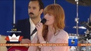 Florence the Machine - Sky Full Of Song ( Interview) - Good Morning America - June 29, 2018