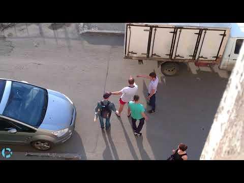 Скандал быдлоты России с угрозами из-за машины в Тюмени - UHD