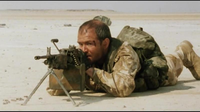 Браво два ноль Буря в пустыне 1999 Первый бой британского спецназа с иракцами