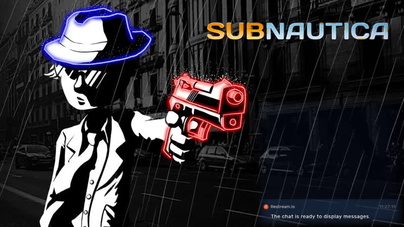 Subnautica - Моряки не плавают, а ходят! (╬◣﹏◢)