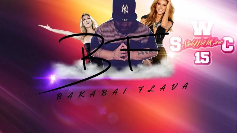 DJ BOUNCE X SWC X CELINE DION - IM ALIVE REMIX 2017