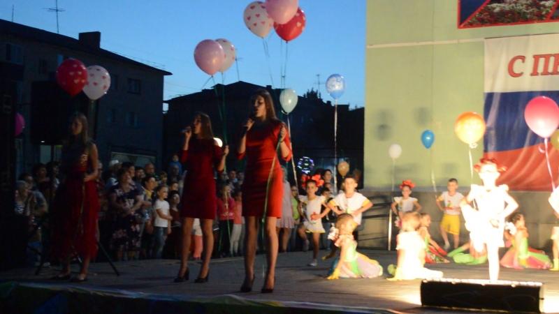 Будем счастливы гр Частный Визит и ансамбль Задумка рук Н Курыленко