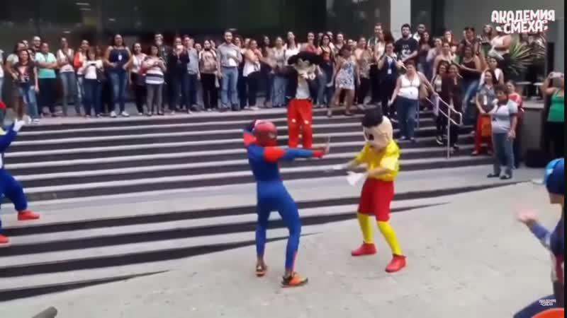 Человек паук 3