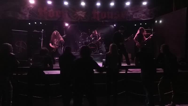 Black Death Metal 10.10.18 Rock House 5